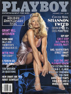 Playboy Vol. 45 No. 1 Magazine
