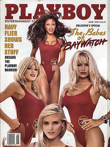 Playboy Vol. 45 No. 6 Magazine
