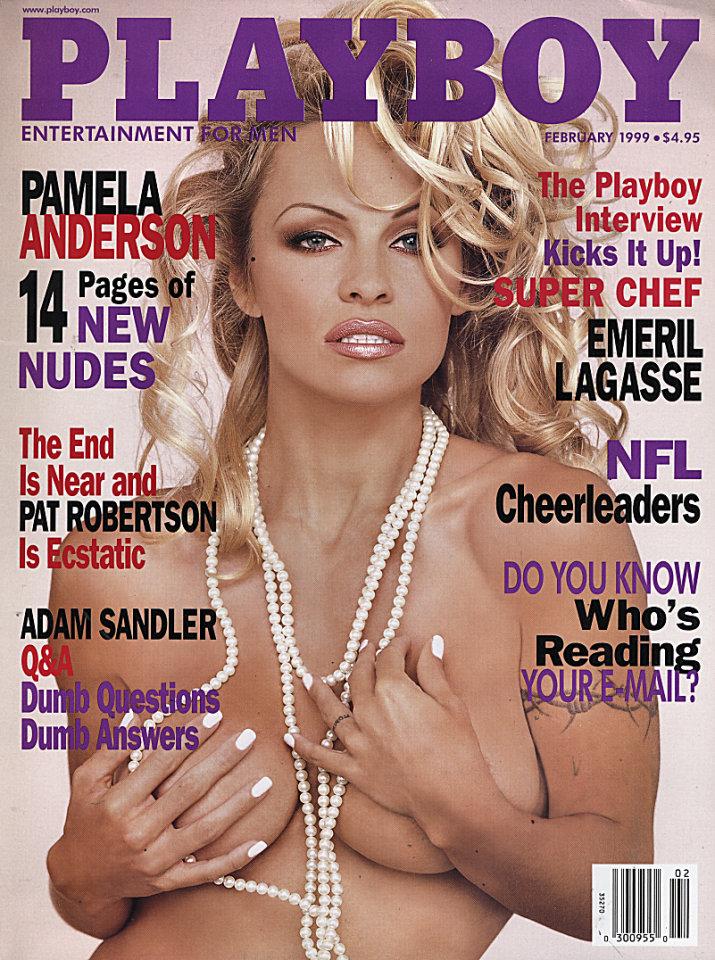 Playboy Vol. 46 No. 2