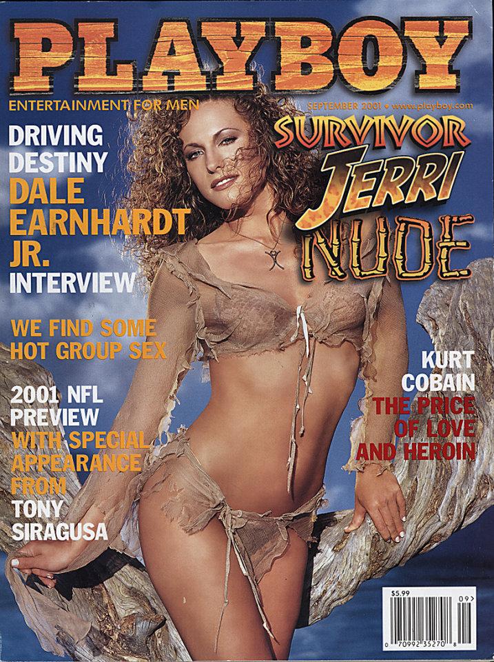 Playboy Vol. 48 No. 9