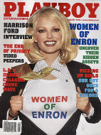 Playboy Vol. 49 No. 8 Magazine