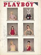 Playboy Vol. 5 No. 8 Magazine