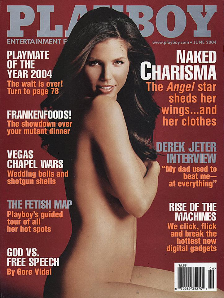 Playboy Vol. 51 No. 6