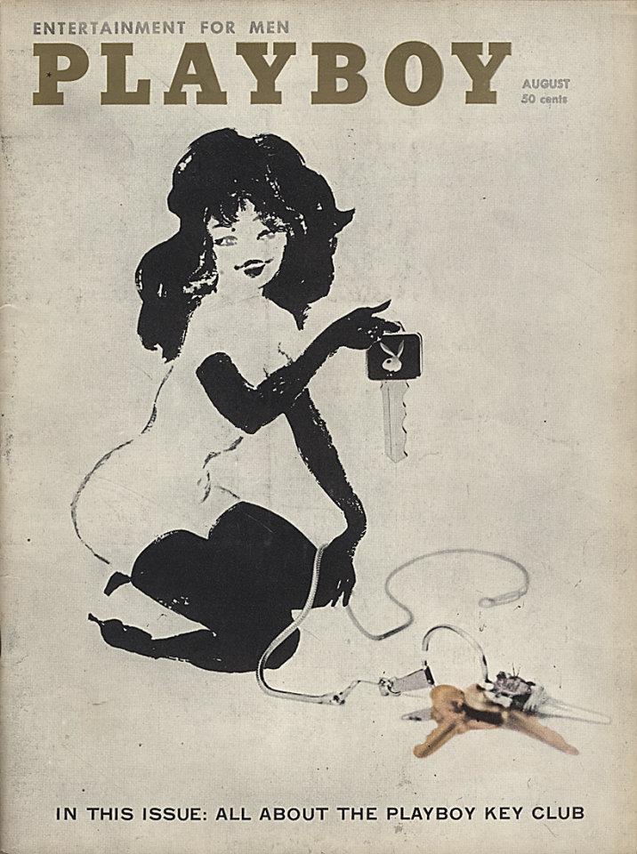 Playboy Vol. 7 No. 8