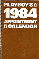 Playboy's 1984 Appointment Calendar Calendar