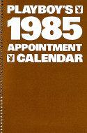 Playboy's 1985 Appointment Calendar Calendar