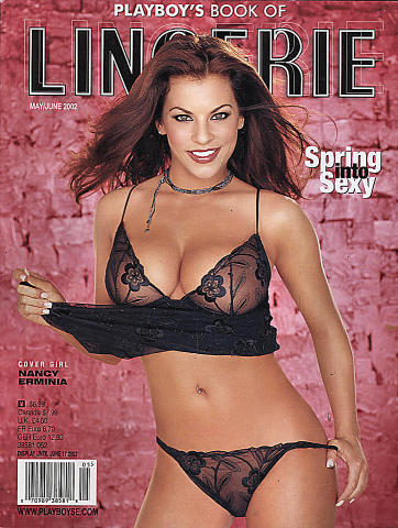 Playboy's Book of Lingerie Magazine