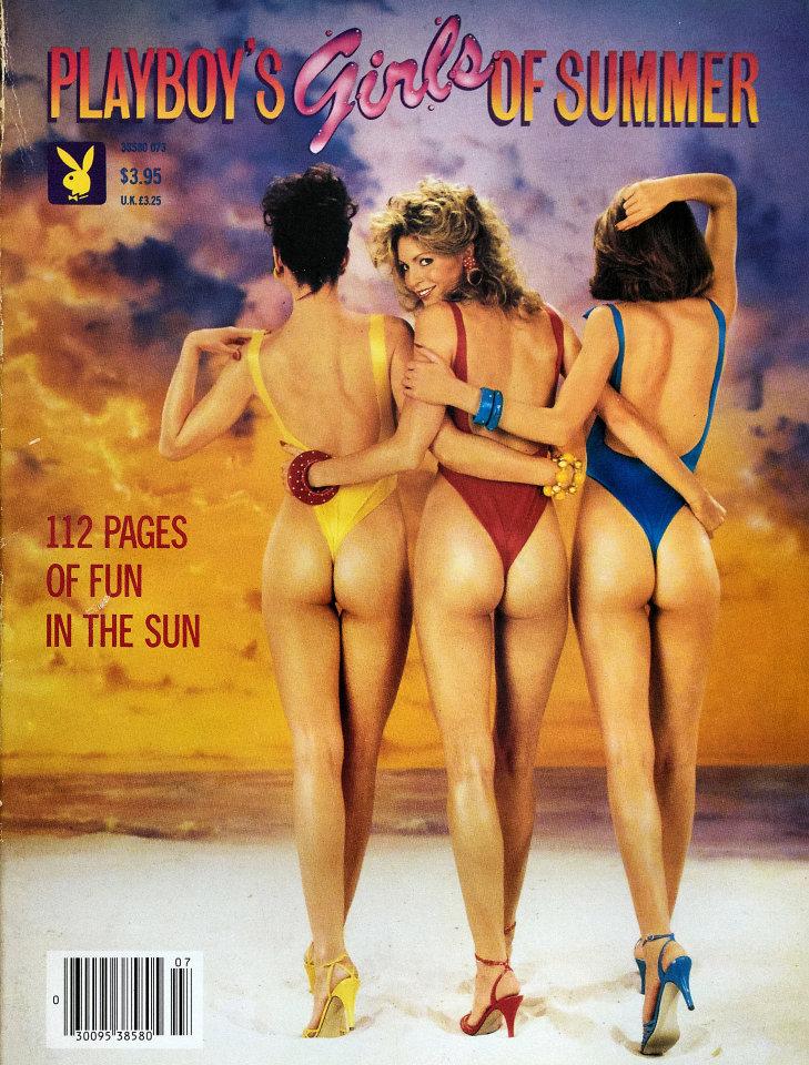 Playboy's Girls of Summer #1
