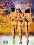Playboy's Girls of Summer #1 Magazine