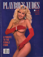 Playboy's Nudes First Edition Magazine