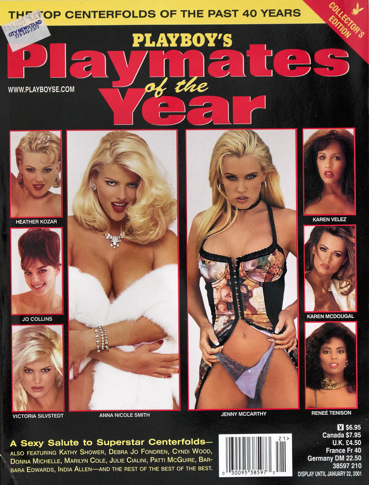 Playboy's Playmates of the Year
