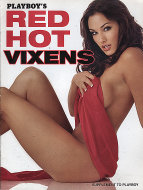 Playboy's Red Hot Vixens Magazine