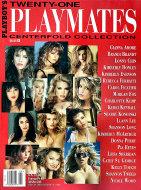 Playboy's Twenty-One Playmates Centerfold Collection 1996 Magazine