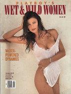 Playboy's Wet & Wild Women Magazine