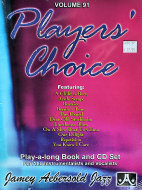 Players' Choice Volume 91 Book