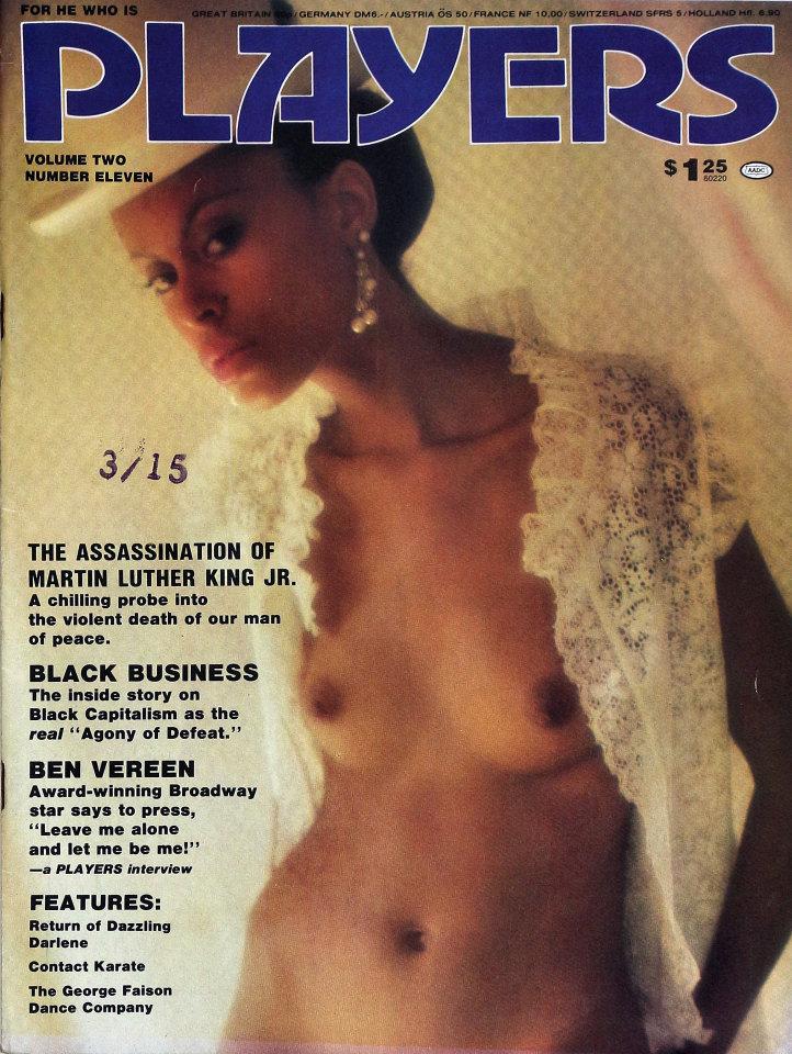 Players Magazine April 1976