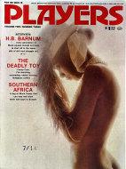 Players Magazine August 1975 Magazine