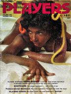Players Magazine October 1975 Magazine