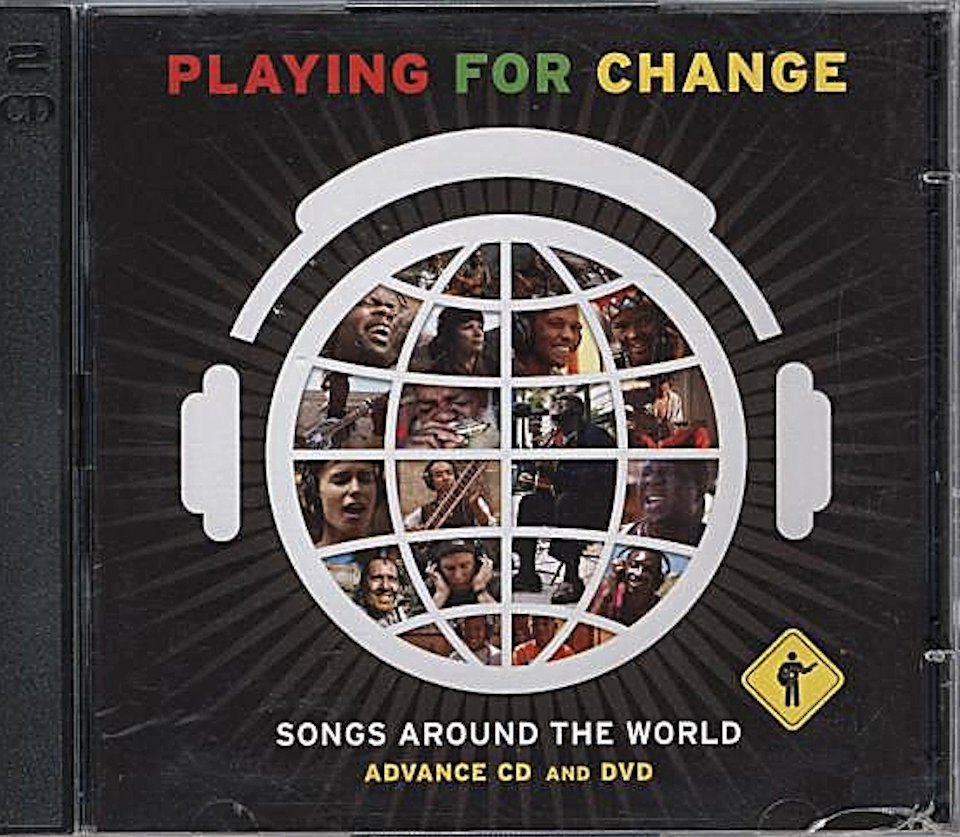 Playing For Change CD