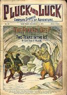 Pluck And Luck Magazine 12/14/1898 Magazine