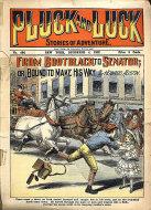 Pluck And Luck Magazine December 4, 1907 Magazine
