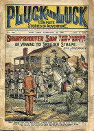 Pluck And Luck Magazine February 15, 1905 Magazine