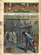 Pluck And Luck Magazine January 27, 1904 Magazine