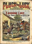 Pluck And Luck Magazine July 5, 1905 Magazine