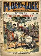 Pluck And Luck Magazine November 13, 1907 Magazine