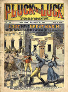 Pluck And Luck Magazine November 27, 1907 Magazine