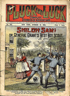 Pluck And Luck Magazine October 19, 1904 Magazine