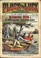 Pluck And Luck Magazine September 20, 1905 Magazine