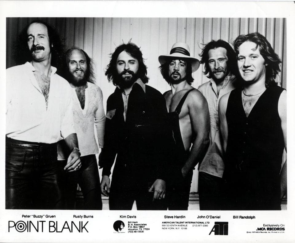 Point Blank Promo Print