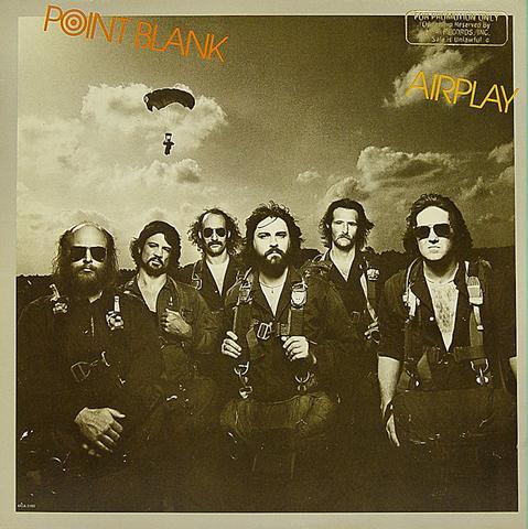 "Point Blank Vinyl 12"" (Used)"