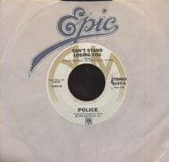 "Police Vinyl 7"" (Used)"