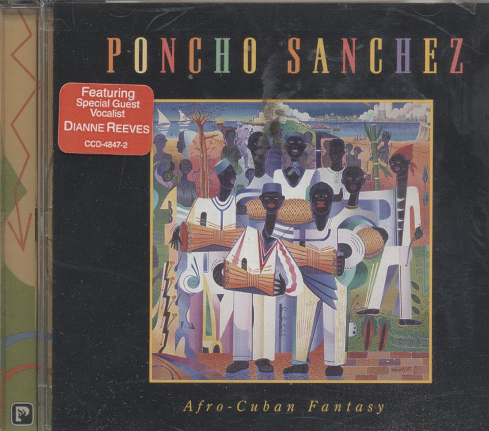 Poncho Sanchez CD