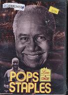 Pops Staples: Live In Concert DVD
