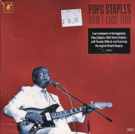Pops Staples CD