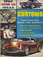 Popular Customs Vol. 2 No. 2 Magazine