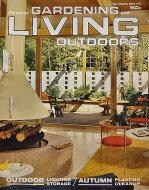 Popular Gardening and Living Outdoors Vol. 18 No. 4 Magazine