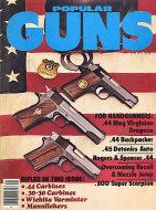 Popular Guns Vol. 3 No. 1 Magazine