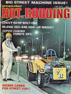Popular Hot Rodding Vol. 10 No. 7 Magazine
