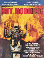 Popular Hot Rodding Vol. 11 No. 1 Magazine