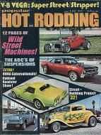 Popular Hot Rodding Vol. 11 No. 6 Magazine