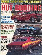 Popular Hot Rodding Vol. 11 No. 7 Magazine