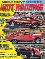 Popular Hot Rodding Vol. 12 No. 7 Magazine