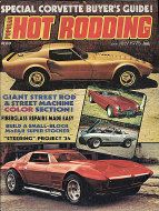 Popular Hot Rodding Vol. 14 No. 7 Magazine
