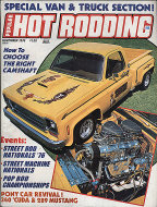 Popular Hot Rodding Vol. 15 No. 11 Magazine