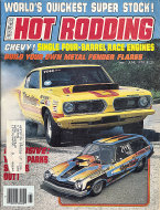 Popular Hot Rodding Vol. 18 No. 6 Magazine