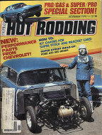 Popular Hot Rodding Vol. 19 No. 11 Magazine